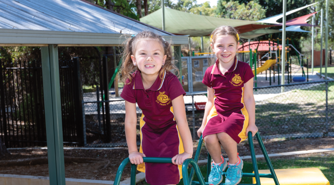 Kindy/Pre Primary Enrolments 2021